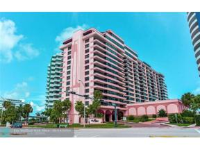 Property for sale at 5225 Collins Ave Unit: 1414, Miami Beach,  Florida 33140