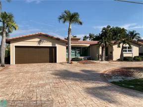 Property for sale at 4240 NE 23rd Ter, Lighthouse Point,  Florida 33064