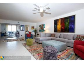 Property for sale at 3100 N Ocean Blvd Unit: 903, Fort Lauderdale,  Florida 33308