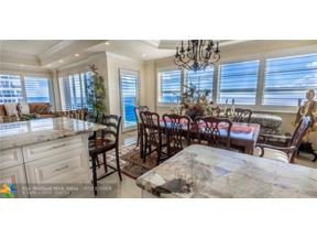 Property for sale at 3430 Galt Ocean Drive Unit: 1706, Fort Lauderdale,  Florida 33308