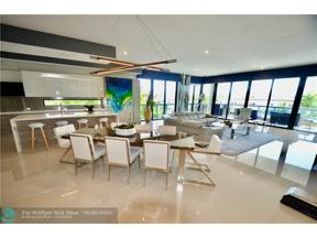 Property for sale at 80 Hendricks Isle Unit: 401, Fort Lauderdale,  Florida 33301