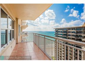 Property for sale at 3850 Galt Ocean Dr Unit: 1505, Fort Lauderdale,  Florida 33308