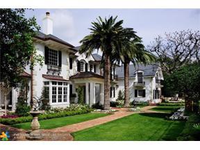 Property for sale at 1549 Ponce De Leon Dr, Fort Lauderdale,  Florida 33316