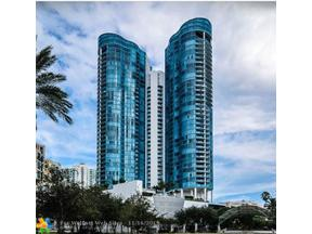 Property for sale at 333 Las Olas Way Unit: 3706, Fort Lauderdale,  Florida 33301