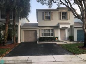 Property for sale at 9550 E Plum Harbor Way, Tamarac,  Florida 33321