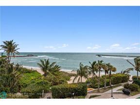 Property for sale at 2100 S Ocean Dr Unit: 3A, Fort Lauderdale,  Florida 33316