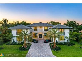 Property for sale at 11361 NW 19th Ct, Plantation,  Florida 33323