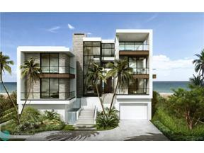 Property for sale at 999 Hillsboro Mile, Hillsboro Beach,  Florida 33062