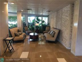 Property for sale at 3200 NE 36th St Unit: 719, Fort Lauderdale,  Florida 33308