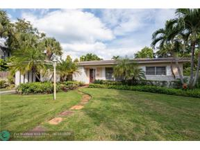 Property for sale at 732 NE 17th Way, Fort Lauderdale,  Florida 33304