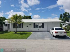Property for sale at 8512 NW 59th Ct, Tamarac,  Florida 33321