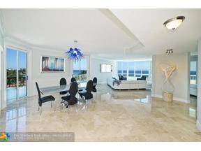 Property for sale at 1073 Hillsboro Mile Unit: 6N, Hillsboro Beach,  Florida 33062