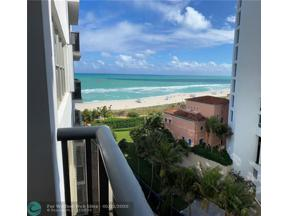 Property for sale at 6039 SE Collins Ave Unit: 922, Miami Beach,  Florida 33140