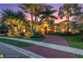 Property for sale at 7120 Lemon Grass Drive, Parkland,  Florida 33076