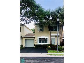 Property for sale at 9441 Santa Rosa Dr Unit: 9441, Tamarac,  Florida 33321