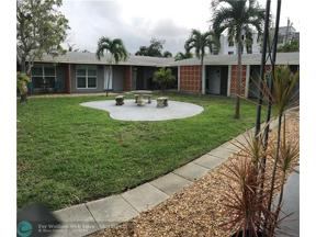 Property for sale at 2201 NE 14th Street Unit: 2, Wilton Manors,  Florida 33305