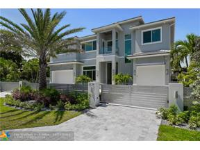 Property for sale at 3129 NE 31st Ave, Lighthouse Point,  Florida 33064