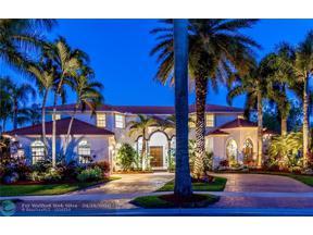Property for sale at 2470 Eagle Run Way, Weston,  Florida 33327