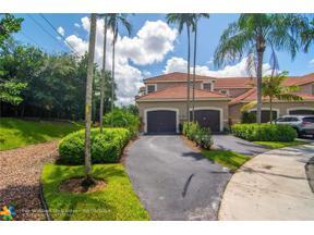 Property for sale at 1261 Sorrento Dr Unit: 1261, Weston,  Florida 33326