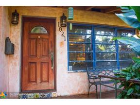 Property for sale at 1021 W 46th St, Miami Beach,  Florida 33140
