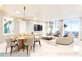 Property for sale at 525 N Ft Lauderdale Bch Bl Unit: 1003, Fort Lauderdale,  Florida 33304
