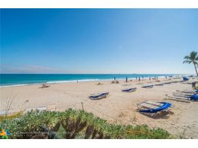 Property for sale at 3850 Galt Ocean Dr Unit: 1808, Fort Lauderdale,  Florida 33308