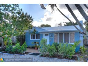 Property for sale at 1337 NE 3rd Ave, Fort Lauderdale,  Florida 33304