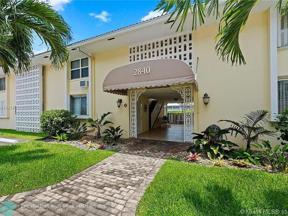 Property for sale at 2840 NE 33rd Ct Unit: 10, Fort Lauderdale,  Florida 33306