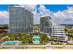 Property for sale at 2200 N Ocean Blvd Unit: N902, Fort Lauderdale,  Florida 33305
