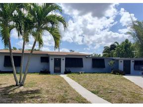 Property for sale at 108 NE 26th Dr, Wilton Manors,  Florida 33334