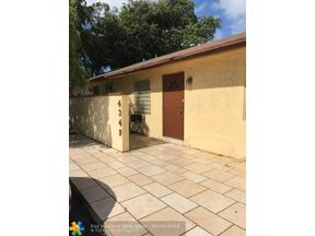 Property for sale at 4349 NW 4th Ave, Pompano Beach,  Florida 33064