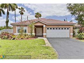 Property for sale at 601 NW 135th Terrace, Plantation,  Florida 33325