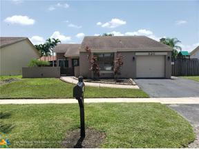 Property for sale at 520 SW 168th Ave, Weston,  Florida 33326