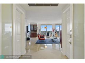 Property for sale at 100 S Birch Road Unit: 2504E, Fort Lauderdale,  Florida 33316