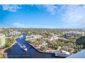 Property for sale at 411 N New River Dr Unit: 1801, Fort Lauderdale,  Florida 33301