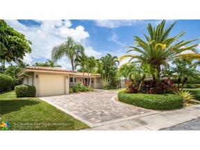 Property for sale at 1491 NE 57th Pl, Fort Lauderdale,  Florida 33334