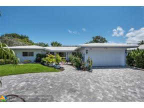 Property for sale at 1740 NE 40th Ct, Oakland Park,  Florida 33334