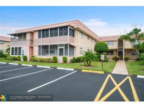 Property for sale at 613 Brittany Unit: M, Delray Beach,  Florida 33446
