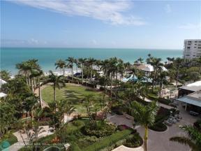 Property for sale at 455 Grand Bay Dr Unit: 814, Key Biscayne,  Florida 33149