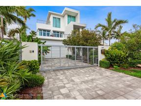 Property for sale at 2401 N Atlantic Blvd, Fort Lauderdale,  Florida 33305