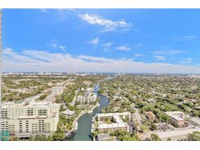 Property for sale at 411 N New River Dr E Unit: 3404, Fort Lauderdale,  Florida 33301