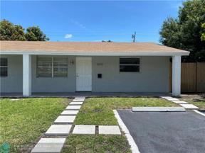 Property for sale at 1610 NE 62nd St, Fort Lauderdale,  Florida 33334