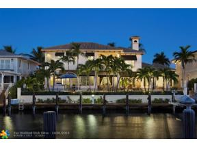 Property for sale at 3731 NE 31st Ave, Lighthouse Point,  Florida 33064