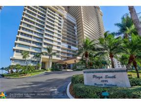 Property for sale at 4280 Galt Ocean Dr Unit: 5L, Fort Lauderdale,  Florida 33308