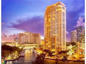 Property for sale at 411 N New River Dr E Unit: 3101, Fort Lauderdale,  Florida 33301