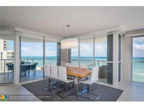 Property for sale at 16485 Collins Ave Unit: 836, Sunny Isles Beach,  Florida 33160