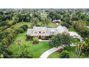 Property for sale at 10960 SW 48th St, Cooper City,  Florida 33328