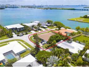 Property for sale at 8450 N Bayshore Dr, Miami,  Florida 33138