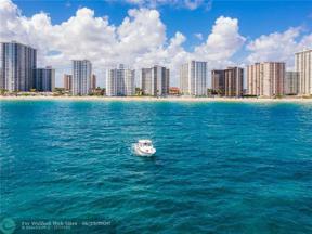 Property for sale at 3700 Galt Ocean Dr Unit: 704, Fort Lauderdale,  Florida 33308