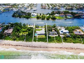 Property for sale at 961 Hillsboro Mile, Hillsboro Beach,  Florida 33062